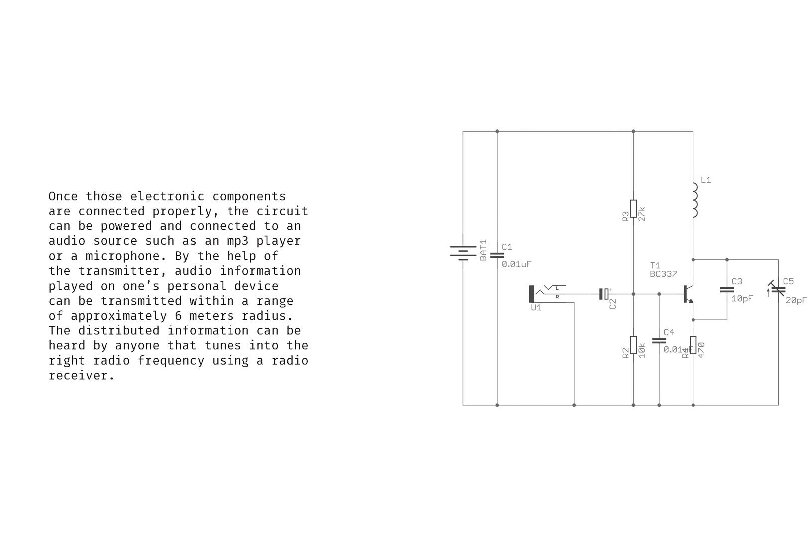 The Knitted Radio 2014 Ebru Kurbak Transmitter Circuit Diagram P8